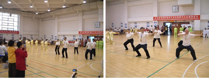 Qigong Kongress Peking 2006